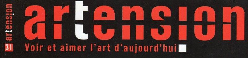 ART TENSION MANCHETTE070