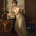 Portrait of pauline bonaparte by marie-victoire lemoine highlights doyle's february 5 auction