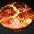 Brioche de Dani à l'orange