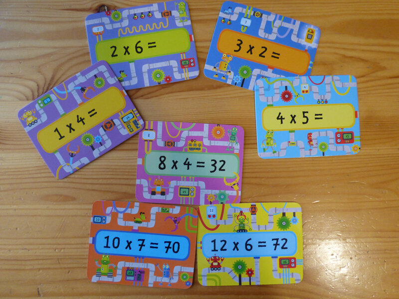 Tables de multiplication (2)