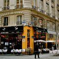Instantané rue Montmartre.