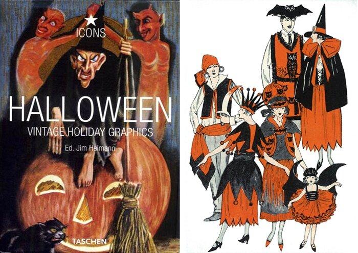 25 Halloween Livre Taschen