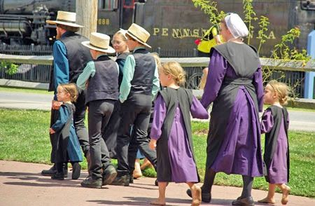 0 famille amish