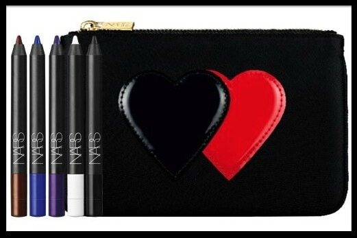 nars guy bourdin trousse eye liners 1