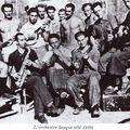 Gurs Orchestre Basque en 1939