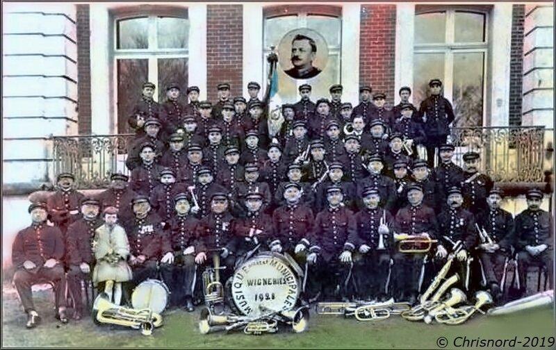 WIGNEHIES-Fanfare 1928