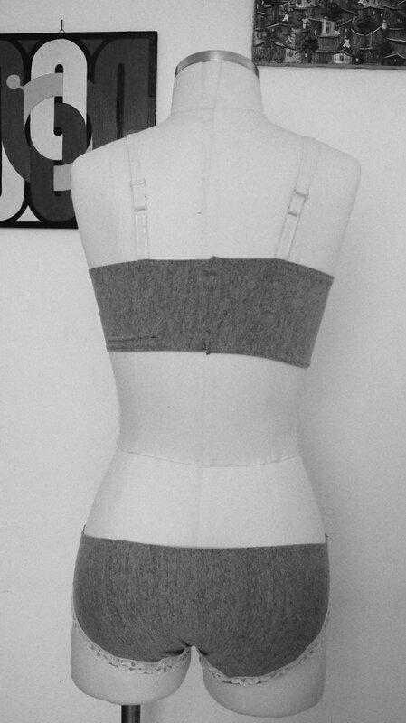 Ensemble lingerie Seamwork -dos