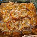 Clafoutis abricots aux saveurs noisettes
