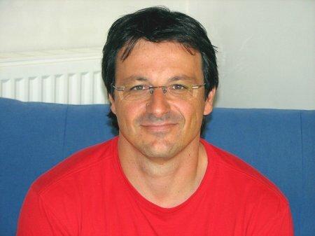 Portrait Gilles journaliste