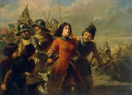 Jeanne d'Arc Capture