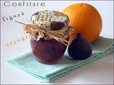 confiture de figues thermomix