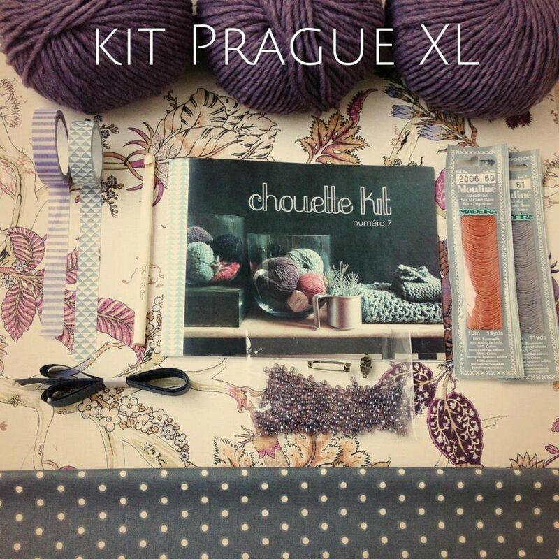 chouette kit prague