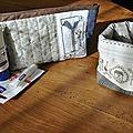 de la part de valerie :lin et chocolat -noel 2012