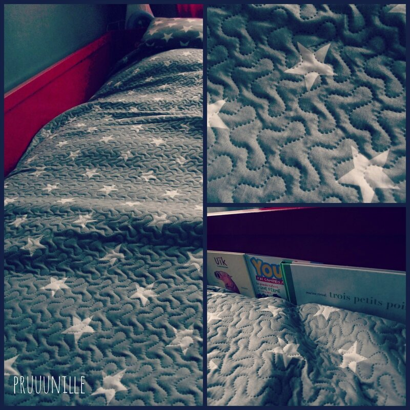 couvre lit evan