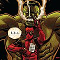 marvel deluxe deadpool 04 opération annihilation