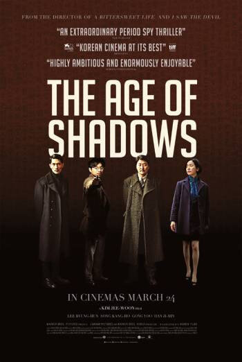 The Age of Shadows affiche