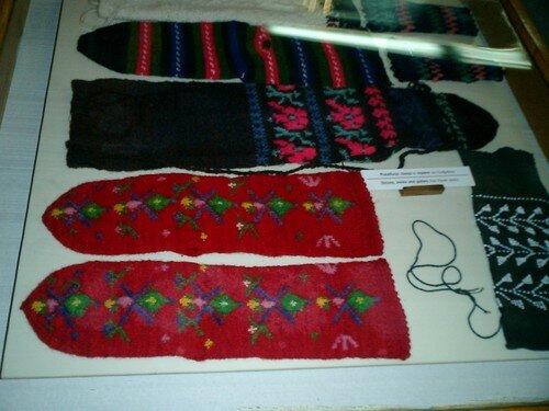 chaussettes pour l'hiver