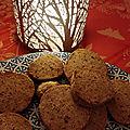 Calendrier de l'avent - jour 7 (recette biscuits de la joie)