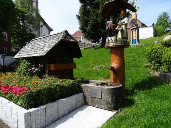 Fontaine Schönwald