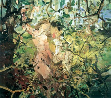 Cecily_Brown_Teenage_Wildlife