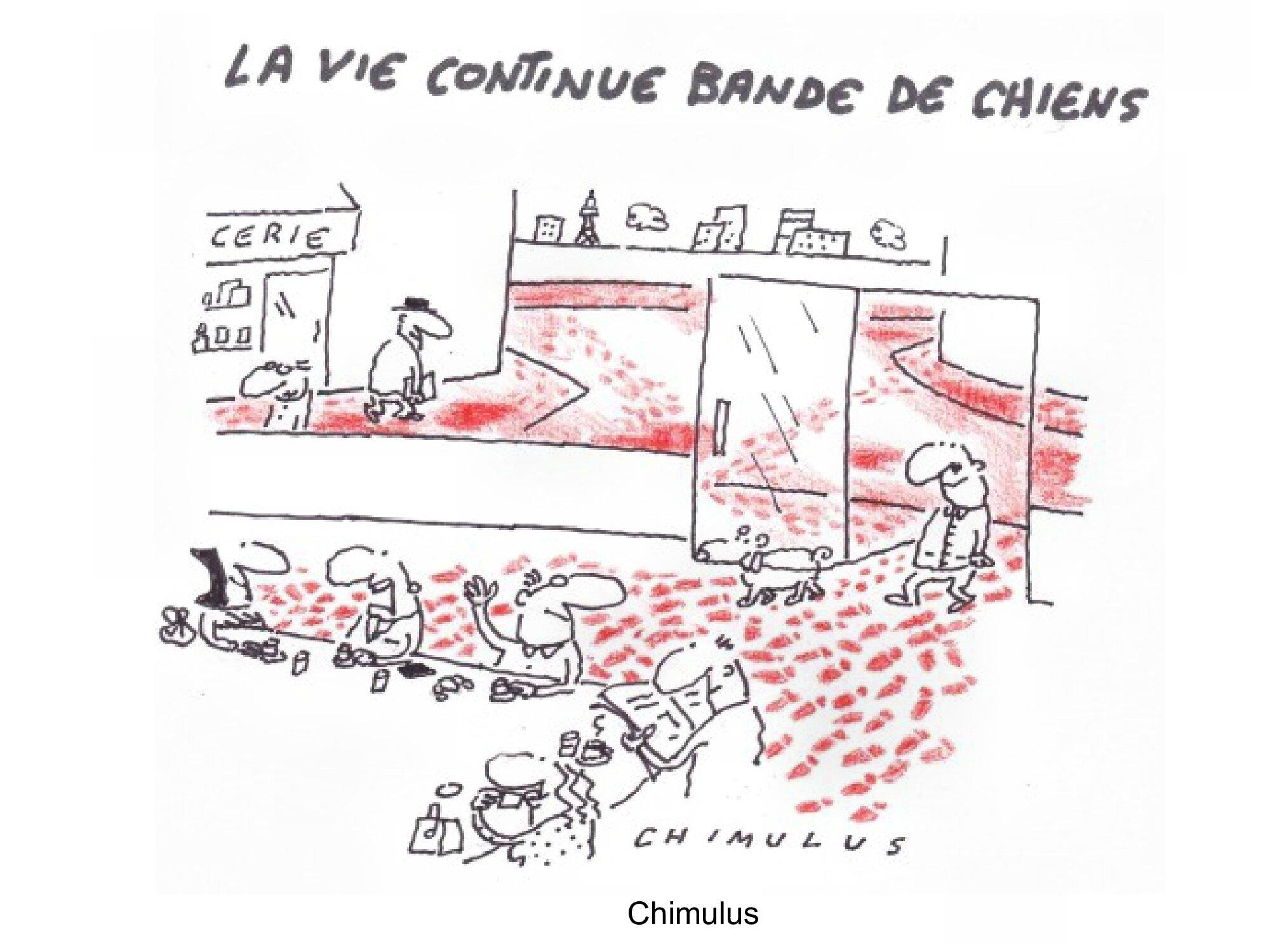 HOMMAGE des dessinateurs aux victimes des attentats de Paris 13 novembre 2015 (78)