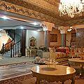 Décoration des plafonds pour les salon marocain