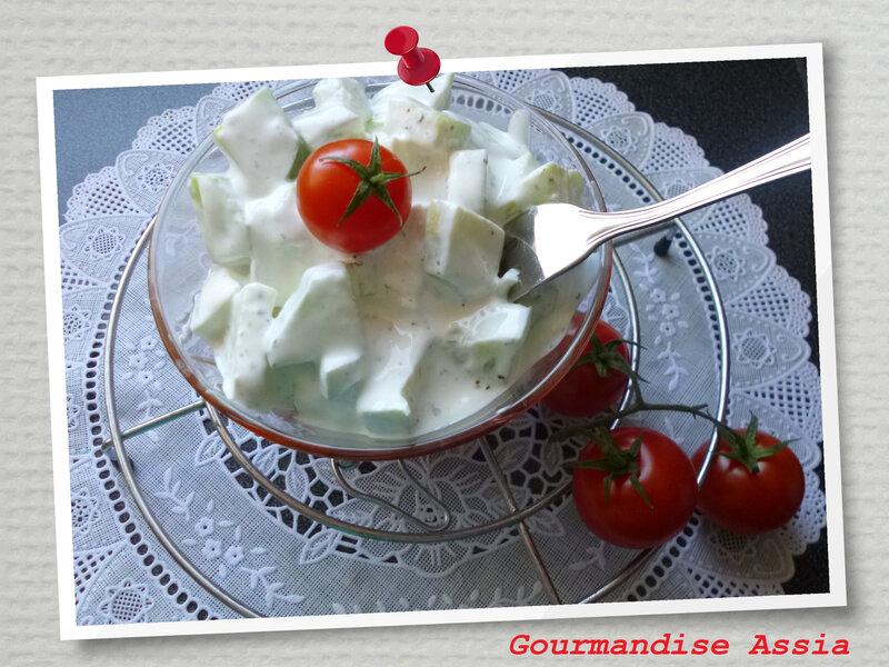 Verrine de Concombre et Pomme Granny(1)