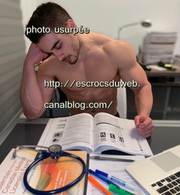 Marco Folino - docteur ,fitness , usurpé