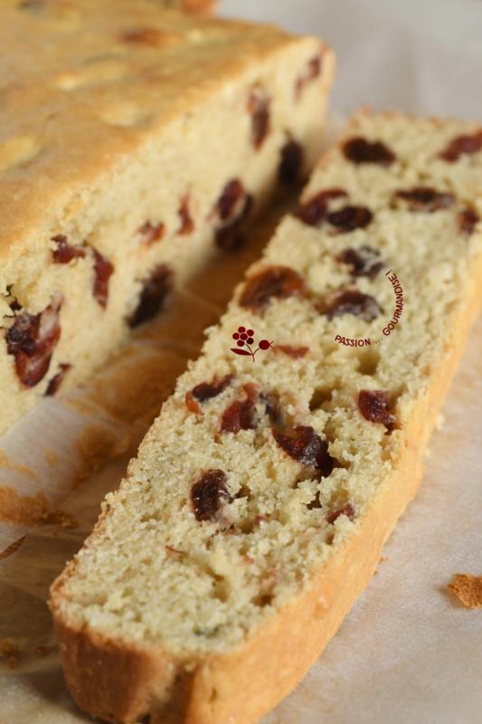 Cake raisins, canneberges & vinaigre_3