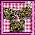 Bouchées concombre