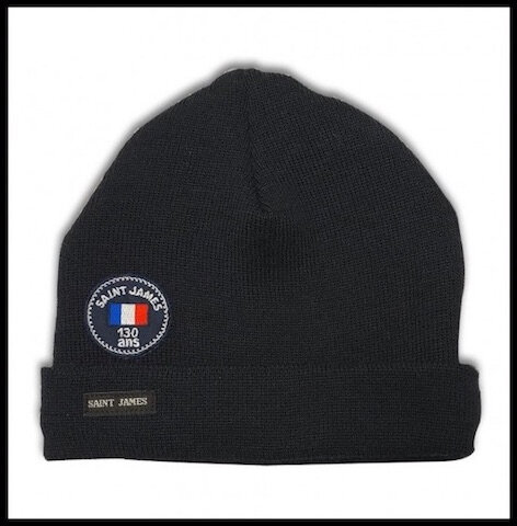 saint james collection 130 ans bonnet