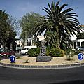 Rond-point à agde