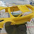 Corvette c7-r revell