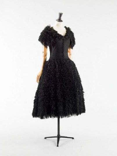 Cristóbal Balenciaga, Dress, Winter 1954