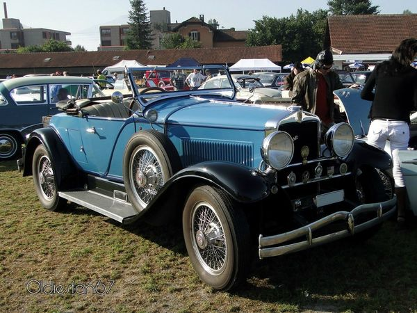 hupmobile century six roadster 1929 a