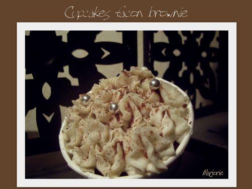 Cupcakes façon brownie2