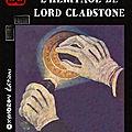 L'héritage de lord cladstone