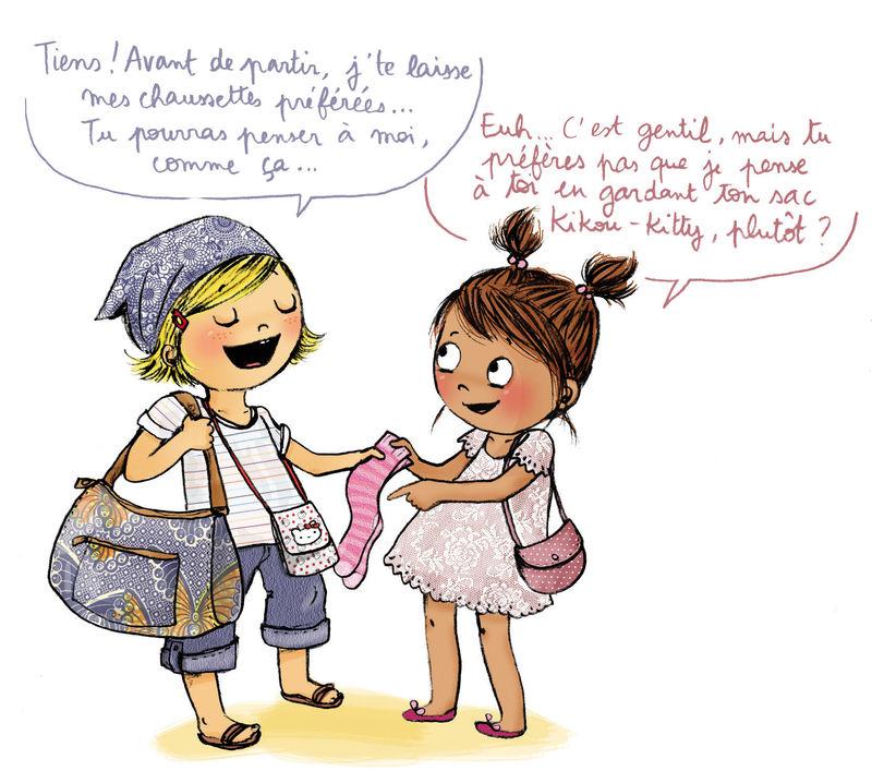 Plan Q Blonde Haute Savoie