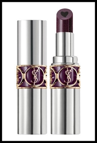 yves saint laurent volupte plump in colour dramatic plum