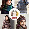 Des laines aux couleurs chatoyantes pour de beaux tricots d'hiver
