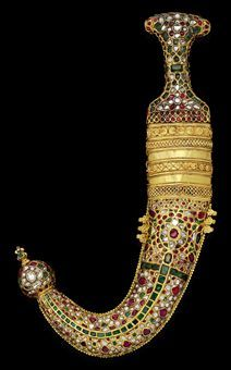 Exceptional Gem Set Pieces From The Family Of The Nizam Of