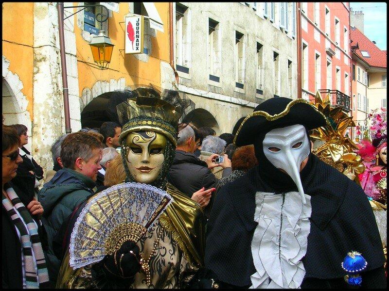 Carnaval Vénitien Annecy le 3 Mars 2007 (41)