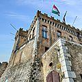 Le château des grimaldi à cagnes