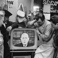 Les début de la télé.