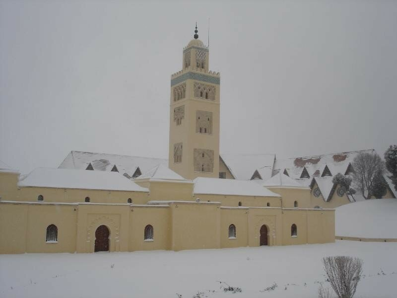 Mosquee de l'Université Ifrane