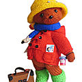 Paddington bear - hma