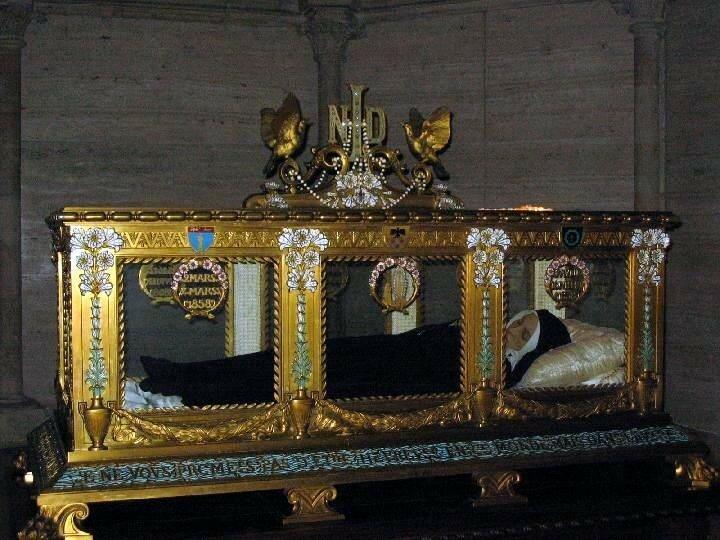 Sainte Bernadette Soubuirous
