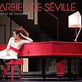 Photos - le barbier de séville sévit à l'opéra national de bordeaux !