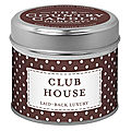Club house, the country candle company