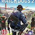 Test de watch dogs 2 - jeu video giga france